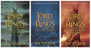 Llista de 10 llibres que més han impressionat els usuaris de Facebook (Senyor anells)