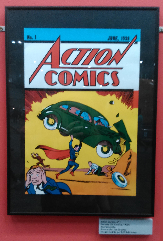 Portada edició 1 - Action Comics