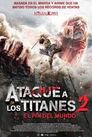 02 ataque a los titanes 2. el fin del mundo