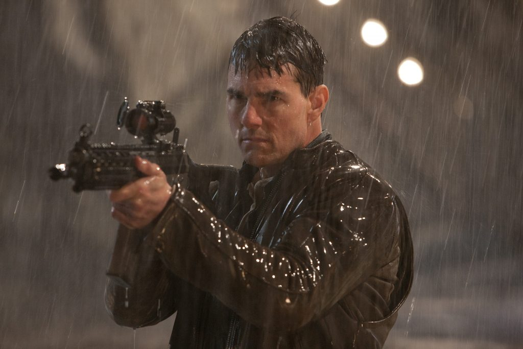 Tom Cruise is Reacher in JACK REACHER, from Paramount Pictures and Skydance Productions. OS-06479