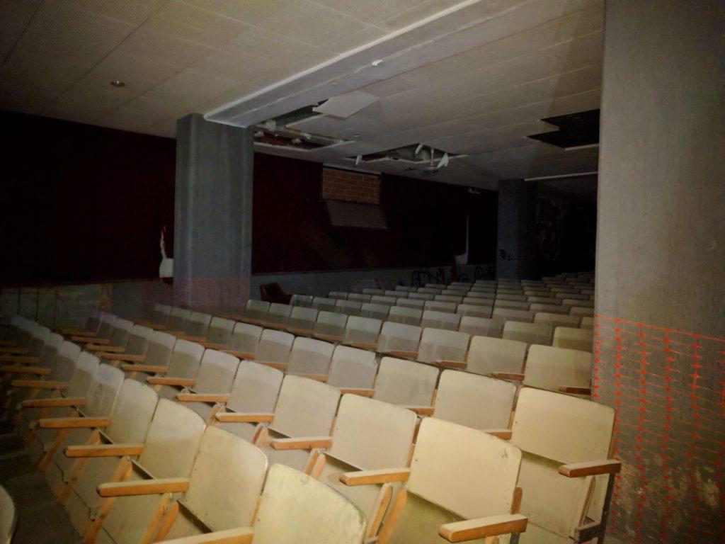 Parc audiosivual - hospital del tòraz