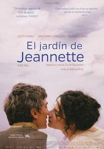 Poster El jardín de Jeannette