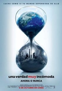 Poster Una verdad muy incómoda: Ahora o nunca