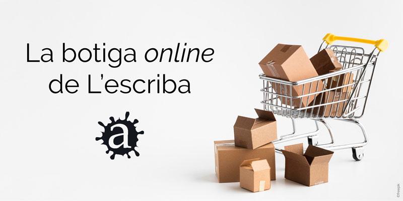 La botiga online de L'escriba